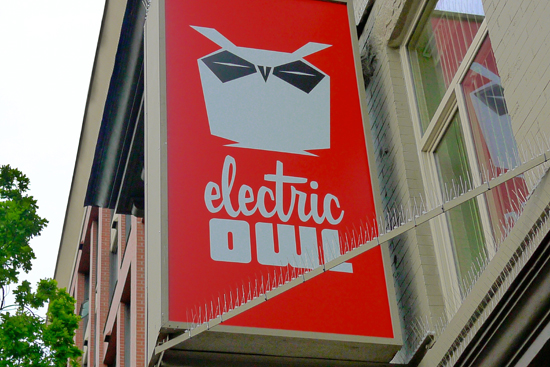 THE ELECTRIC OWL HOSTS CREATIVITY HEALS 2012: AFRICA